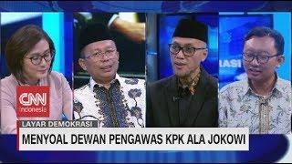 Menyoal Dewan Pengawas KPK Ala Jokowi #LayarDemokrasi
