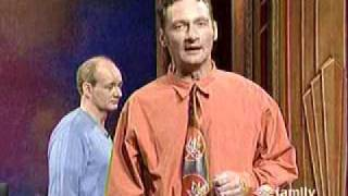 WHOSE LINE IS IT ANYWAY-Ryan And Colin-Lingerie Shop
