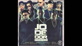 benny benni jodedor remix ft farruko anuel aa juanka d ozi gotay almighty y delirious