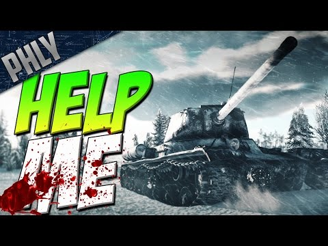 Why would you do this to me? (War Thunder Tanks Ebola Gameplay)