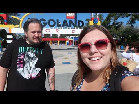 Legoland Theme Park & Cypress Gardens (Things To Do In Orlando Florida)