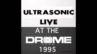Ultrasonic Live At The (Drome NightClub) 1995