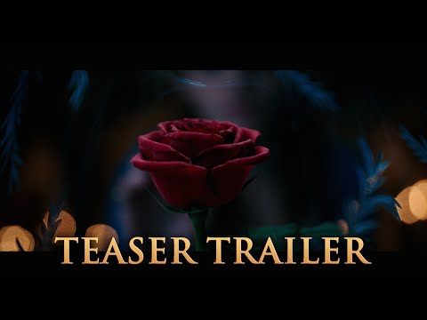 """, See It Here! Disney Releases Teaser Trailer for Live Action """"Beauty and The Beast"""" Movie!"""