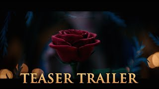 "Here's your first look at Beauty and the Beast, a live-action retelling of the Disney classic. Coming to theatres 3.17.17. #BeOurGuest Disney's ""Beauty and the ..."