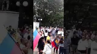 Protesta contra la impunidad correista.
