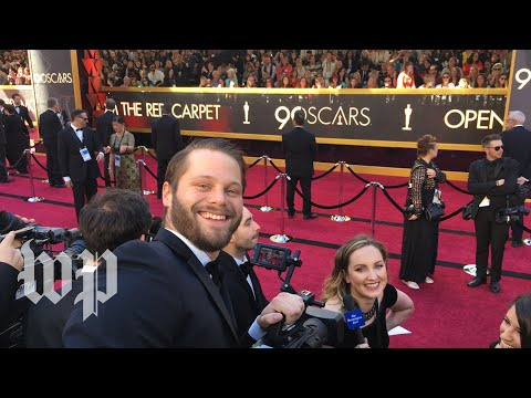 Live From The Oscars 2018 Red Carpet Interviews With Hollywood Stars And Filmmakers