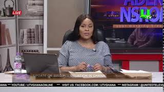 Update On Bird Flu Situation In Ghana 11082021