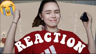 SHAWN MENDES IN MY BLOOD REACTION