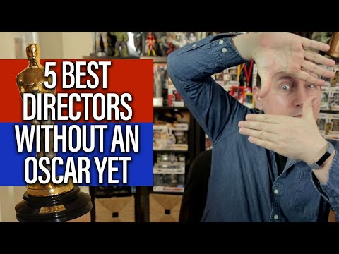 Top 5 Best Directors Without An Academy Award