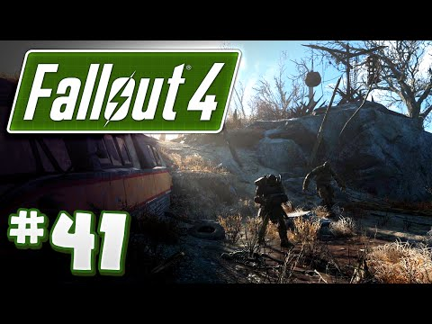 Fallout 4 #41 - Into The Mines