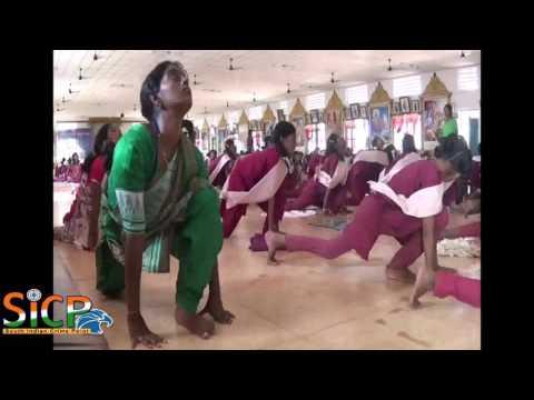 Sanskriti Shiksha Sansthan Yoga Training for Government School Students
