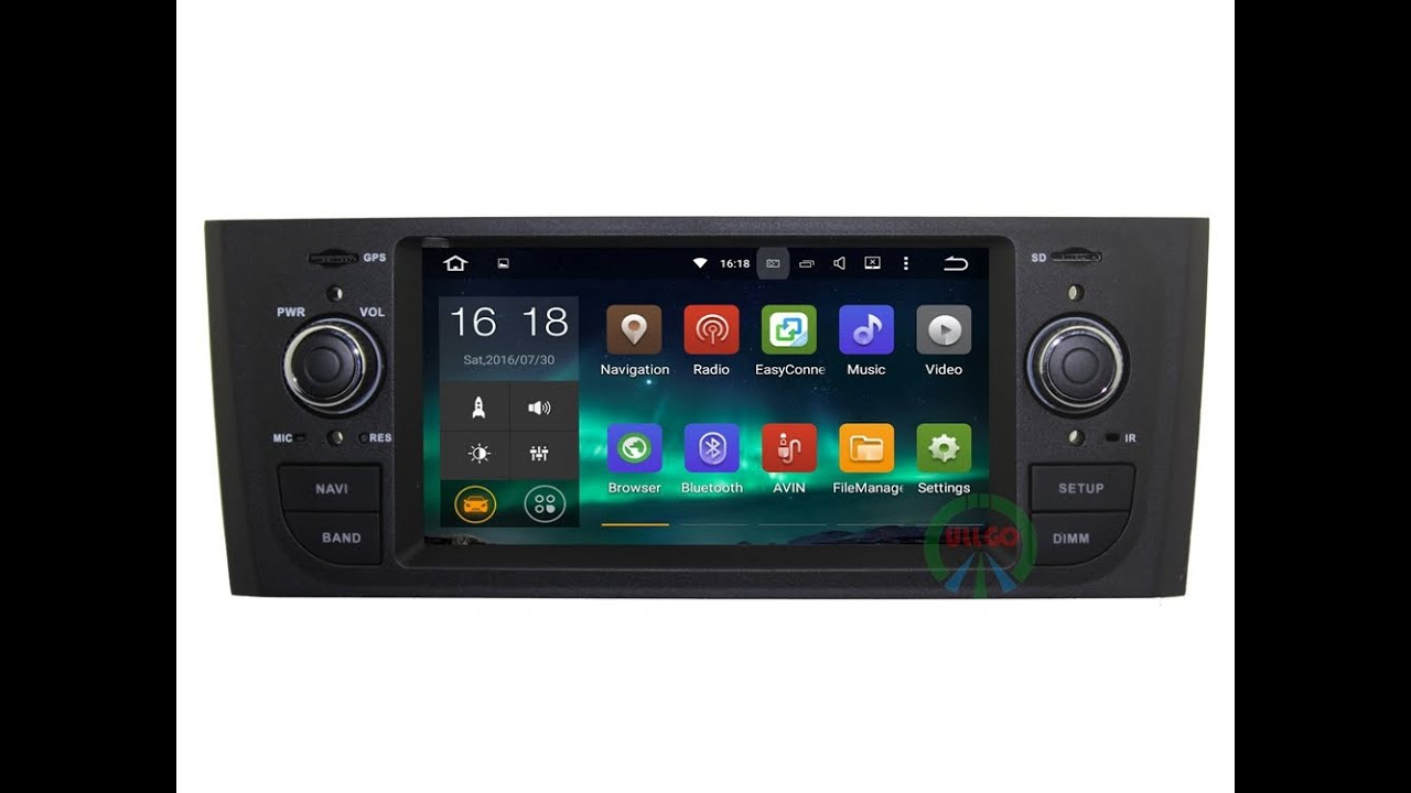 android 5 1 1 car radio gps for fiat grande punto linea. Black Bedroom Furniture Sets. Home Design Ideas