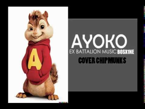 Bosx1ne - Ayoko Chipmunks (Cover)