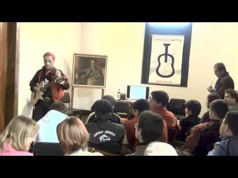 Marcello Caminha - Oficina Violão Gaúcho