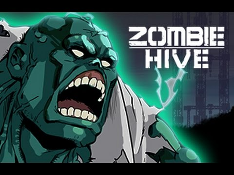 ZOMBIE HIVE [Hyper Zombie Simulation] Mobile Game.