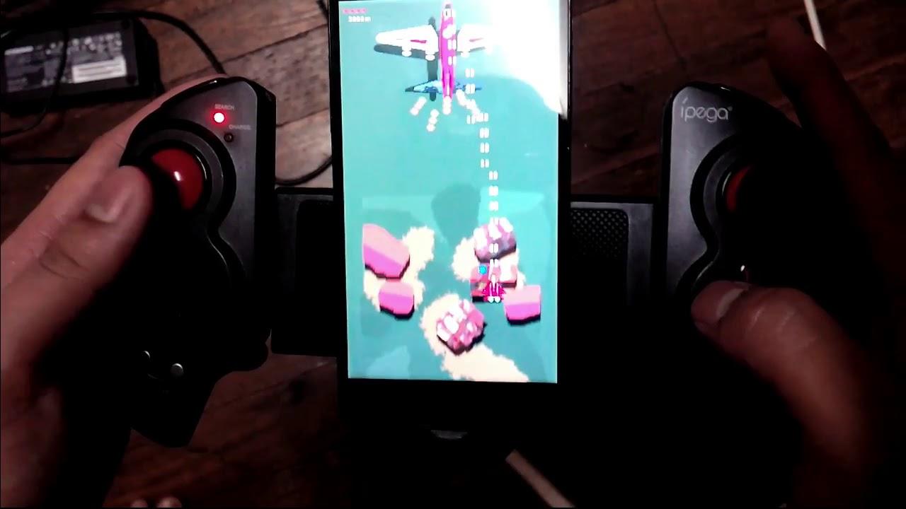 Gaming on Ubuntu Touch (UBports) using a Gamepad