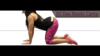 Best Booty Sculpting Exercises - At Home Workout #2