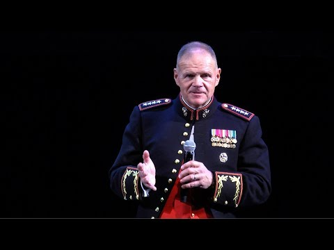 2017 – 242nd Birthday of the US Marine Corps - General Robert Neller, USMC - Full Length Version