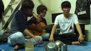 Mình yêu nhau đi (em) Cover by Aladdin Band (Xoong nồi chén chảo Part.2)