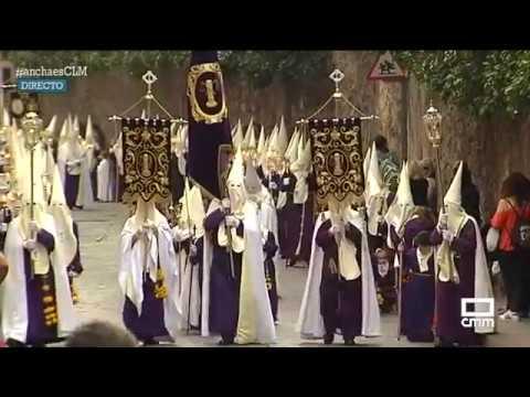13ca827f4a4 Jueves Santo - Jesús Amarrado a la Columna (Zapaterías) - Semana Santa  Cuenca 2017