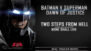 Batman v Superman: Dawn of Justice Official Ultimate Edition Trailer Music