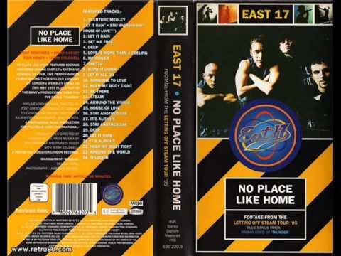 East 17 - M.F. Power (live)