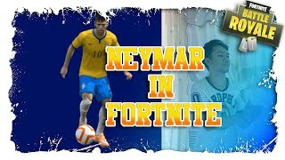 *NEYMAR* In Fortnite? || Fortnite Dances In Real Life