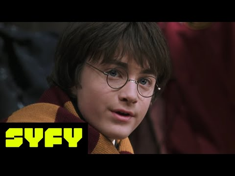 Harry Potter   Creating The Magic - Tom Riddle's Diary   SYFY