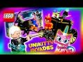 HARRY POTTER Toys LEGO and Fantastic Beasts unboxing and review