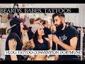 DO TATTOOED WOMEN LIKE GUYS WITHOUT TATS? | Vlog: Tattoo Convention Dortmund