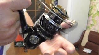 видео Катушки рыболовные на E-katalog.ru > купить катушки для рыбалки — цены интернет-магазинов России