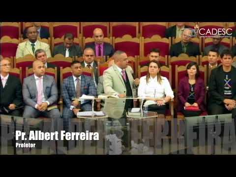 Pr. Albert Ferreira - 4º Congresso dos Ministérios de Louvor