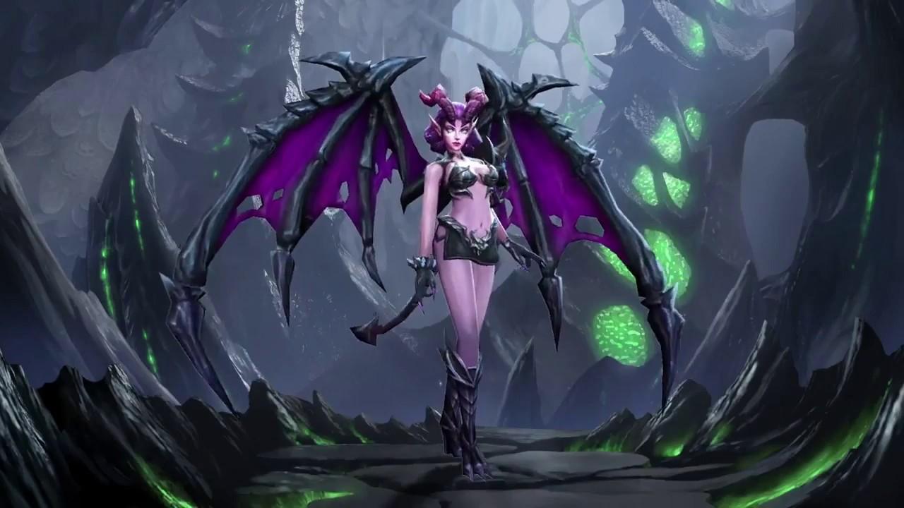 Menggemaskan Inilah 5 Hero Wanita Tercantik Dalam Game Arena Of Valor