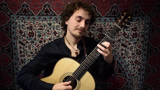 Ben Robertson - The Sweetness of Mary (Joan MacDonald Boes) - Celtic Fingerstyle Guitar