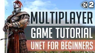 unity 2018 multiplayer tutorial 2   player movement beginner friendly