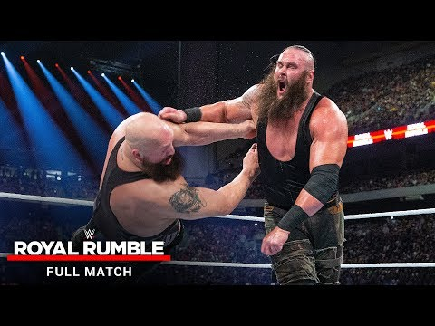 FULL MATCH - 2017 Royal Rumble Match: Ro