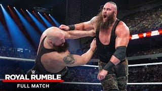 Download FULL MATCH - 2017 Royal Rumble Match: Royal Rumble 2017 Mp3 and Videos