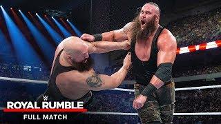 FULL MATCH - 2017 Roỳal Rumble Match: Royal Rumble 2017
