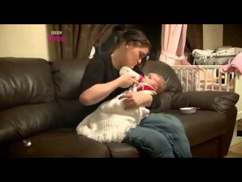 Underage & Pregnant - Michela