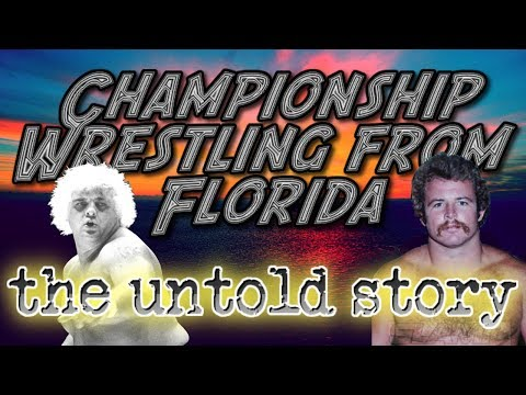 CWF Championship Wrestling From Florida | The Untold Story |  Wrestling Territories Documentary 8/50