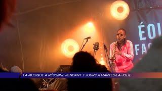 Yvelines | 2e édition de l'Éole Factory Festival à Mantes-la-Jolie