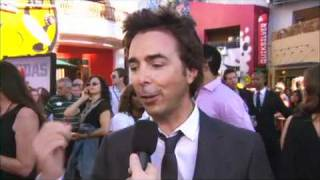 Real Steel Premiere - Shawn Levy
