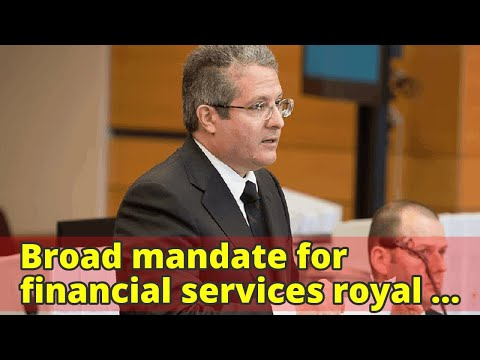 Broad mandate for financial services royal commission takes the heat off ban