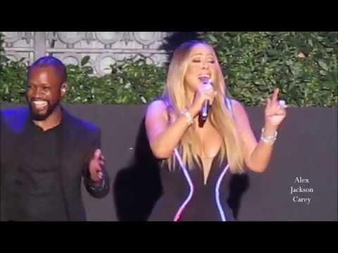 Mariah Carey - One Sweet Day - Caution World Tour Barcelona
