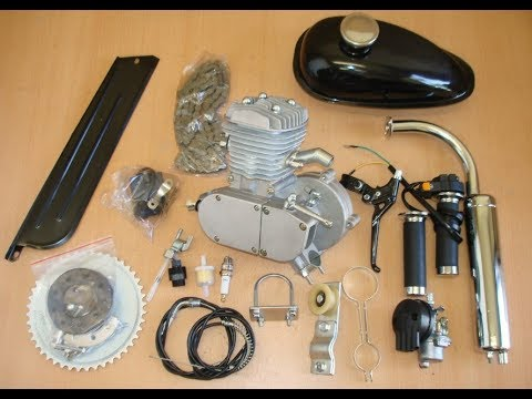 What is the Best 2 stroke Motor Kit for Motorized Bicycle?