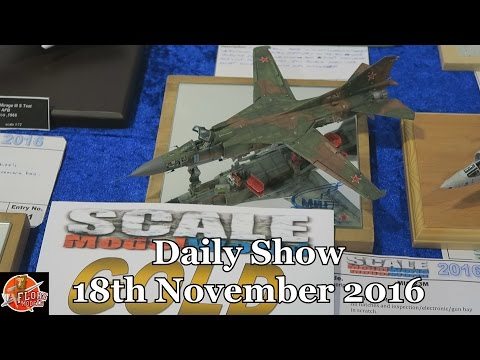 Flory Models Daily Show 18th November 2016