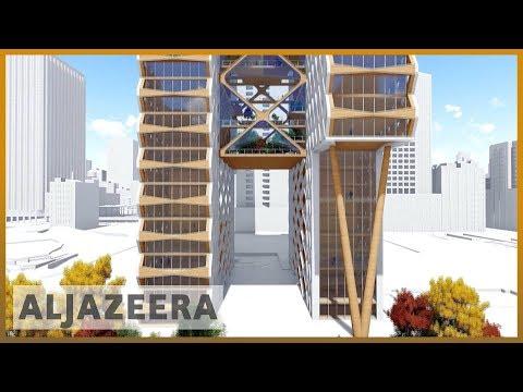 Wooden skyscrapers, the latest architecture revolution