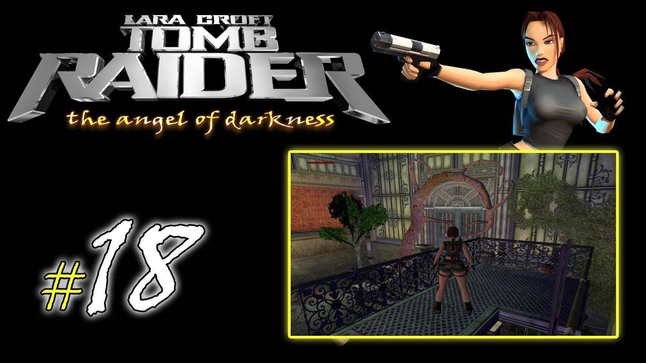 """Let's Play: Tomb Raider VI: AoD odc. 18 – """"Roślinka strażnik"""""""