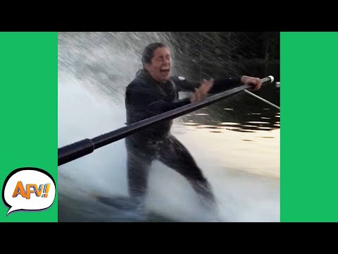 BAREFOOT Was A BAD IDEA! 🤣 | Funnies & Fails | AFV 2020