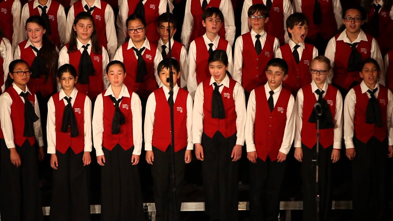 Chicago Children's Choir Revelations 19:1 - YouTube